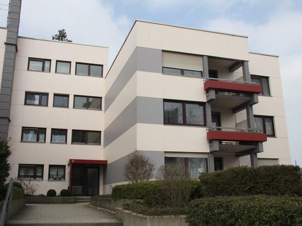 Sandra Burkhardt GmbH - Maler · Farbe · Gestaltung - Fassadengestaltung